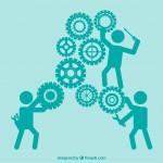 ハードウェア産業の画像